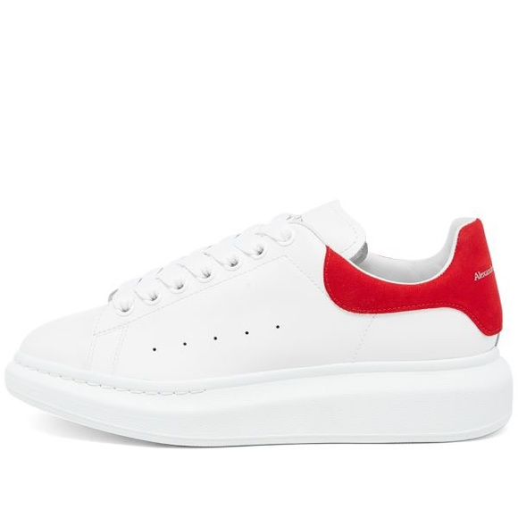 Alexander McQueen Shoes | Red And White
